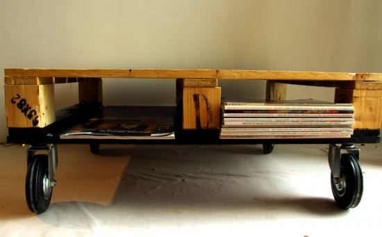 pallet coffee table recyclart2