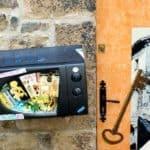 Microwave Mailbox
