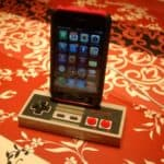 Nes Controller - Iphone Dock/Stand