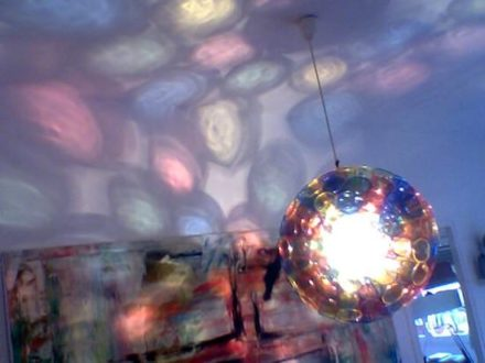 Spherical Cup Lamp