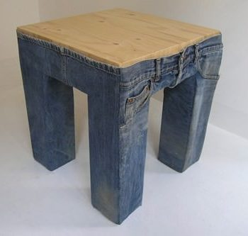 Trousers stool