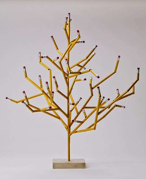 Pencil Tree Accessories Wood & Organic