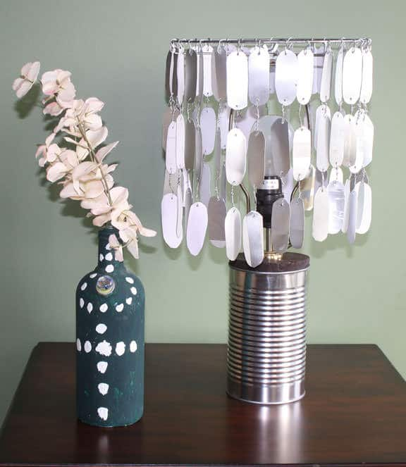 Cans & Caps Lamps