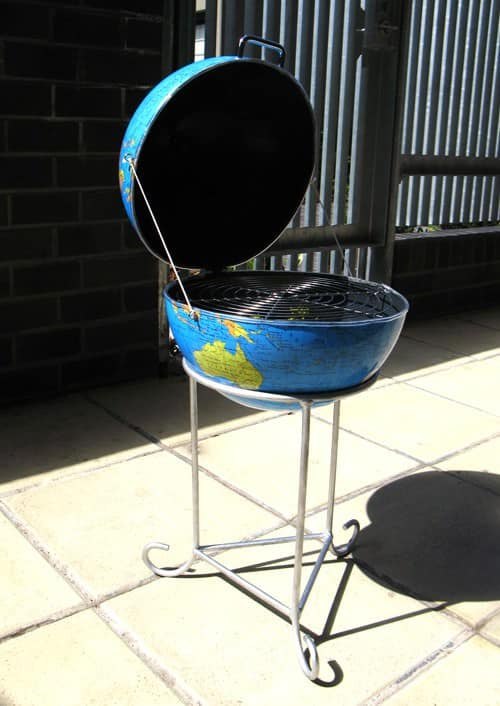 The World Bbq Accessories Recycling Metal