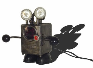 Wall-ou The Railwayman Light Lamps & Lights