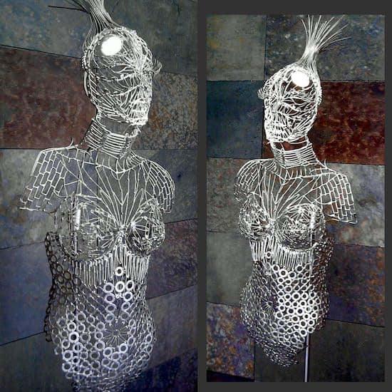 Cg Reciclado Artístico Accessories Recycled Art
