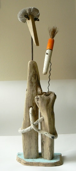 Driftwood Sculptures Recycled Art Wood & Organic