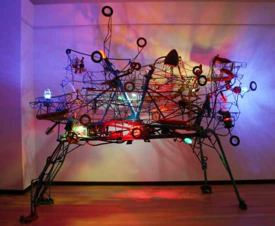 Kinetic Sculptures