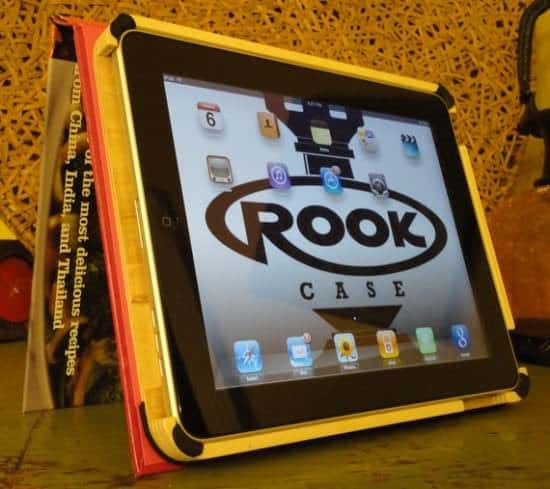Ipad and Kindle Recycled Bookcases