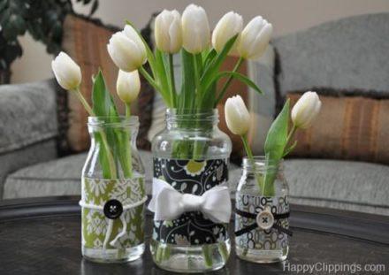 Diy: Repurposed Glass Jar