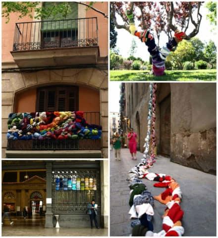 City Textile Installation