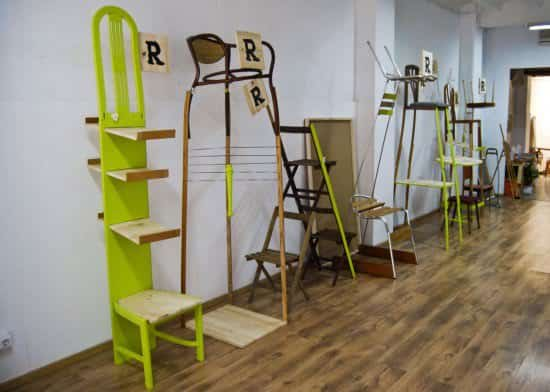 Russafa Conviu Recycled Art Recycled Furniture