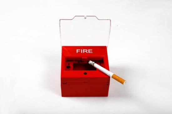 Fire Alarm Ashtray Accessories Do-It-Yourself Ideas