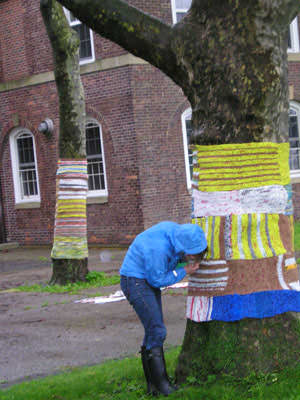 Knit For Trees !