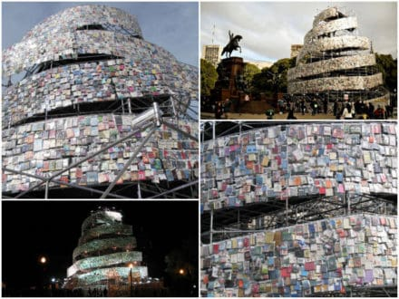 Tower of 30,000 Books