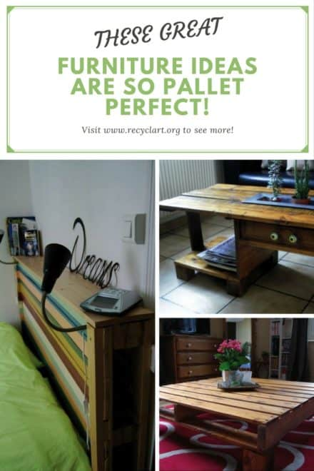 These Great Pallet Furniture Ideas Are So Pallet Perfect!
