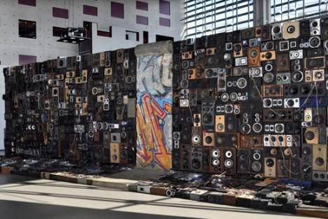 Speakers Wall