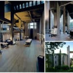 Old Cement Factory Transformed Into Workspace