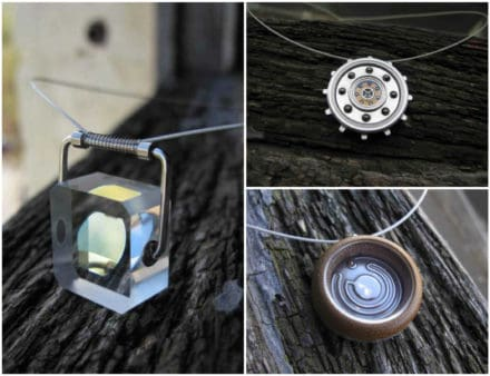 Anomalous Pieces, Wearable Jewelry From Recycled Pieces