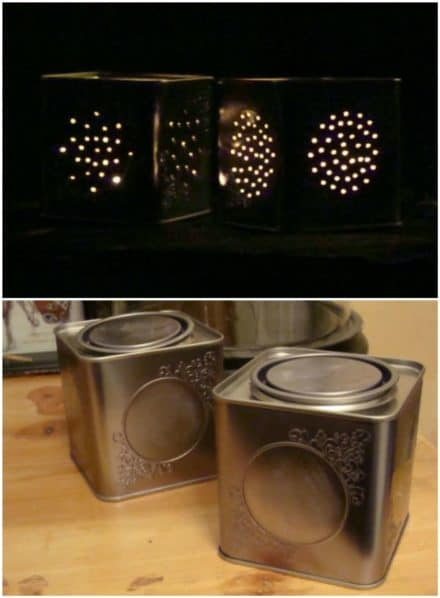 Tealights Of Teatins
