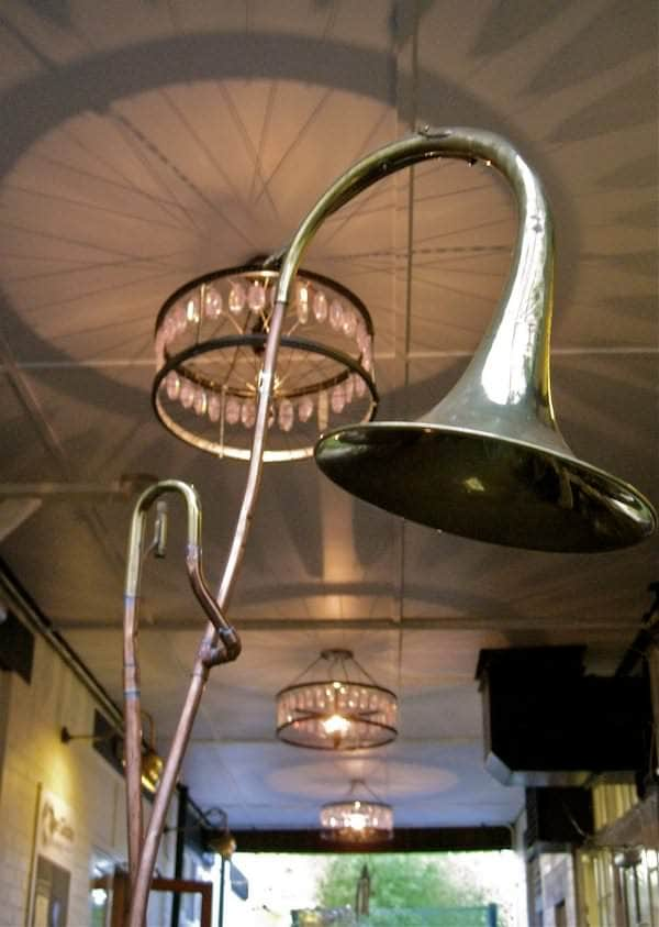 French Plumbing Lamps & Lights