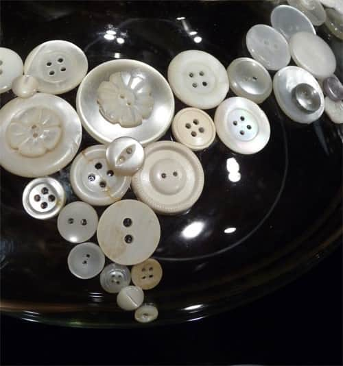 Recycle Your Old Buttons Accessories
