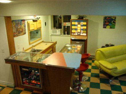 Pinball Machine Bar