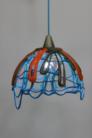 Frozen Plastic Accessories Lamps & Lights Recycled Plastic