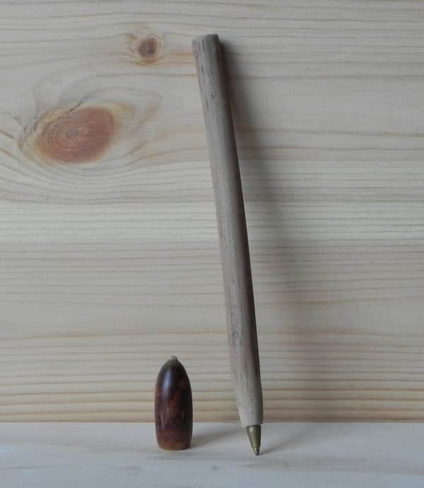 Kiwi Wooden Pen Do-It-Yourself Ideas Wood & Organic