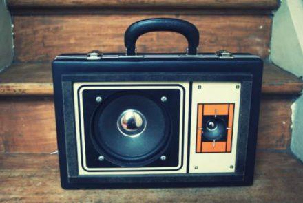 Portable Stereobox