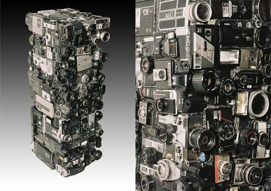 Cybertrash Sculptor Recycled Art Recycled Electronic Waste