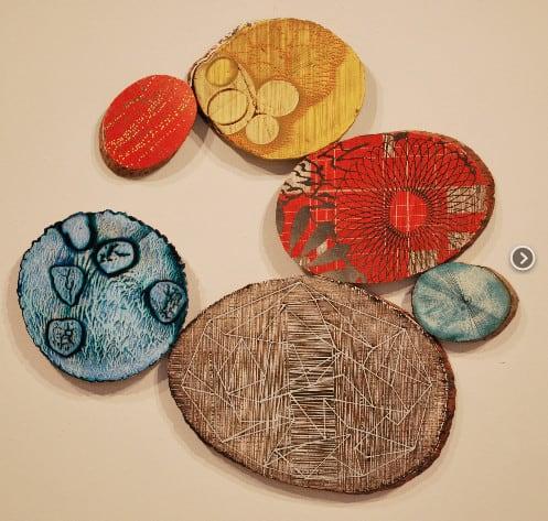 A Modern Wilderness Recycled Art Wood & Organic