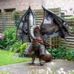 Dragon of Scrap Metal