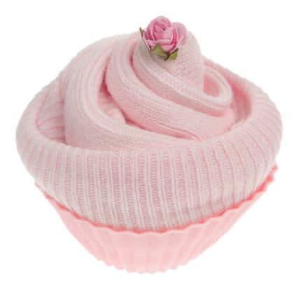 Sock Cupcakes