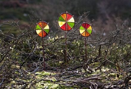 3 Winter Sun Wheels