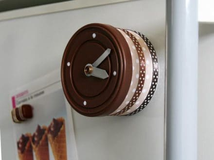 Diy: Tuna Can Clock