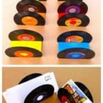 Vinyl Documents Folder