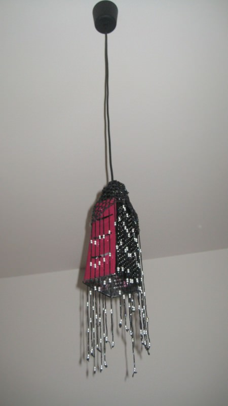 Old Grater Upcycled Into Pendant Lamp Do-It-Yourself Ideas Lamps & Lights