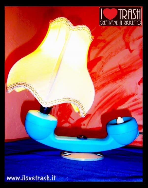 I Love Trash Lamps & Lights