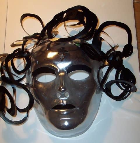 Venice Masks Accessories Do-It-Yourself Ideas