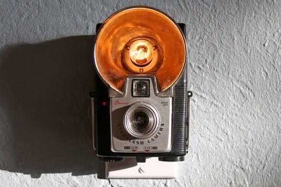 Night Lights with Vintage Cameras