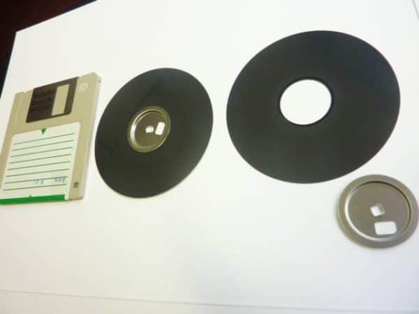 descrizione pallina con floppy 0