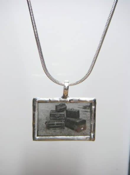 Jewelry From Antique Games and Toys