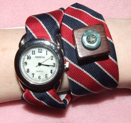 33 Creative Ways of Recycling Old Ties That Will Inspire You Accessories Clothing