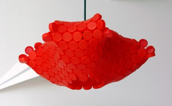 The Anemona Series Lamps & Lights Recycled Plastic