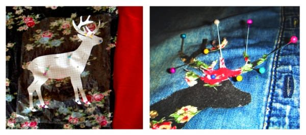 Upcycled Dear Deer :) Clothing Do-It-Yourself Ideas