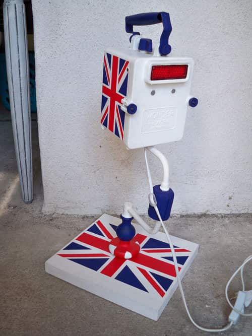 Lamp so British ! Lamps & Lights
