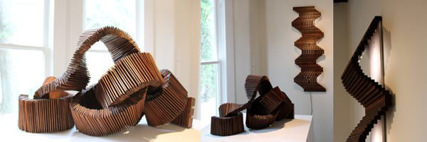 Reclaimed Wood Sculptures Recycled Art Wood & Organic