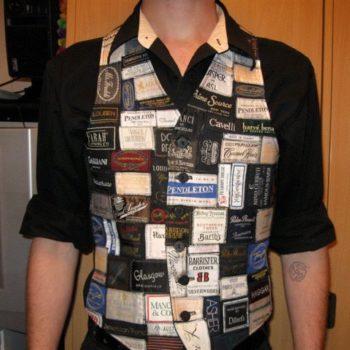 Label Vest