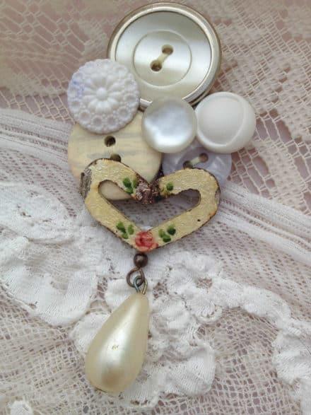 Broken Odd's and Ends Make Beautiful Jewelry